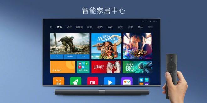 Học theo Samsung, Xiaomi ra mắt TV 65-inch với thiết kế như tranh treo tường - Ảnh 5.