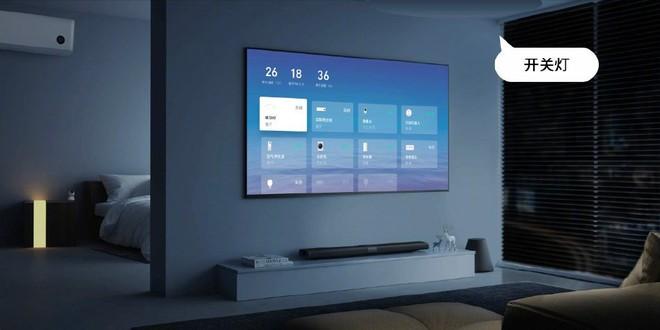 Học theo Samsung, Xiaomi ra mắt TV 65-inch với thiết kế như tranh treo tường - Ảnh 6.