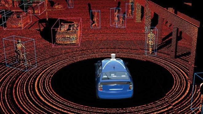Elon Musk nói bất kỳ công ty nào, kể cả Alphabet hay Apple đều sẽ thất bại nếu dùng cảm biến Lidar trên xe tự lái - Ảnh 1.