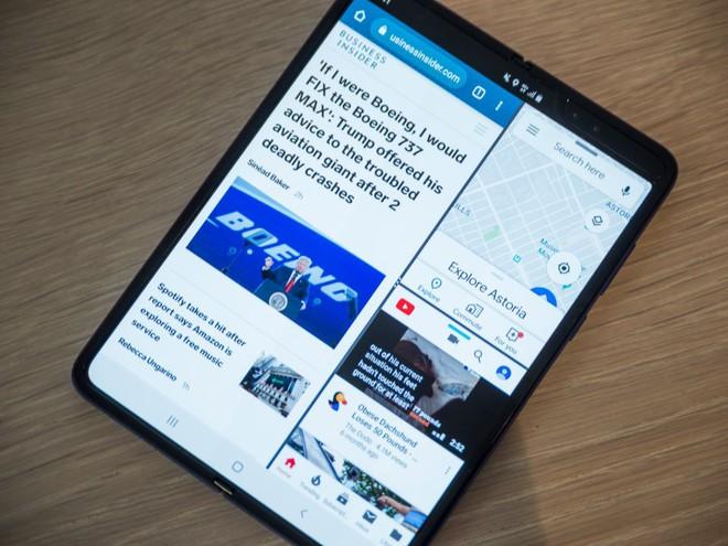 Chính áp lực trở thành nhà sáng tạo trước Apple đã buộc Samsung vội vã ra mắt Galaxy Fold - Ảnh 2.