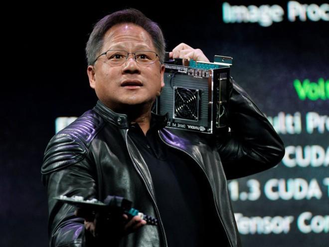 Tesla khẳng định là nhà sản xuất chip xử lý cho xe tự lái số 1 thế giới, Nvidia lập tức chỉnh lại - Ảnh 1.