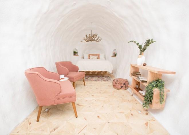 Củ khoai tây nặng 6 tấn gây sốt khi biến thành phòng Airbnb với giá 4,6 triệu/đêm - Ảnh 2.