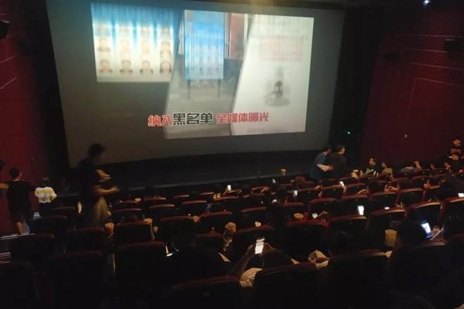 Tòa án Trung Quốc chiếu video bêu tên con nợ xấu trước khi cho khán giả xem Endgame - Ảnh 1.