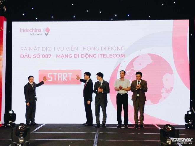 Mạng viễn thông Đông Dương ITelecom ra mắt: Dùng chung hạ tầng VinaPhone, 77.000 đồng được 90GB data/tháng, đầu số 087 - Ảnh 1.