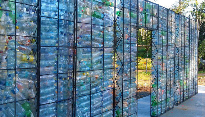 Chiêm ngưỡng ngôi làng độc đáo ở Panama, nơi nhà cửa được làm từ 1 triệu chai nhựa - Ảnh 12.