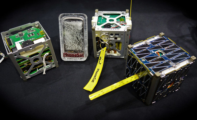 Smartphone có hoạt động được ngoài không gian không, NASA có cả một dự án để trả lời cho bạn - Ảnh 11.