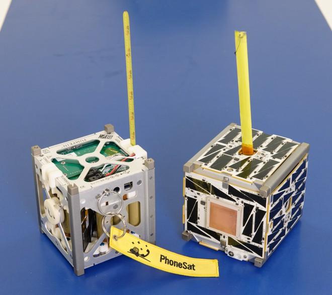 Smartphone có hoạt động được ngoài không gian không, NASA có cả một dự án để trả lời cho bạn - Ảnh 7.