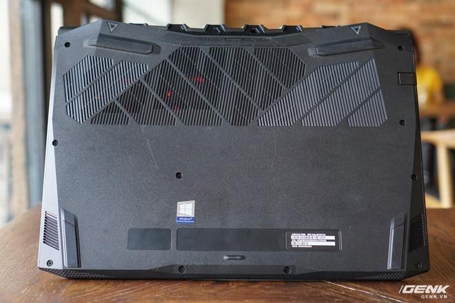 Cận cảnh laptop Acer Nitro 5 phiên bản 2019 tại Việt Nam: viền màn hình đã mỏng hơn, trang bị CPU Core i thế hệ 9 và NVIDIA GTX 16 Series - Ảnh 8.