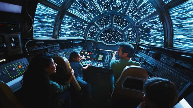 Toàn cảnh công viên Disney tỷ đô phong cách Chiến tranh giữa các vì sao trước ngày mở cửa chính thức - Ảnh 11.
