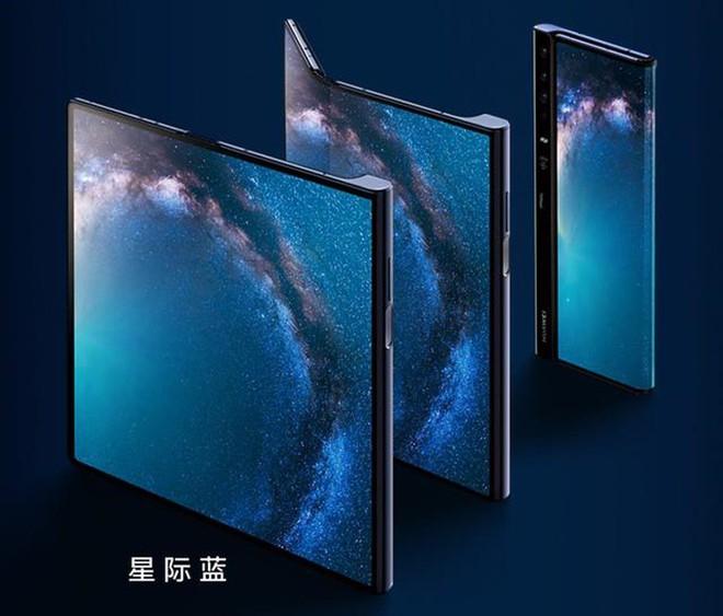 Huawei tự tin đưa ra dự tính Mate X sẽ bán được ít nhất 100.000 chiếc trước tháng 7 - Ảnh 1.