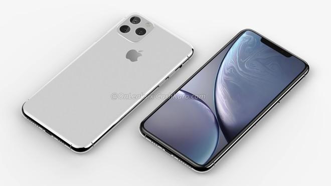Rò rỉ thiết kế cuối cùng của iPhone 11 Max: đẹp hơn mong đợi - Ảnh 3.