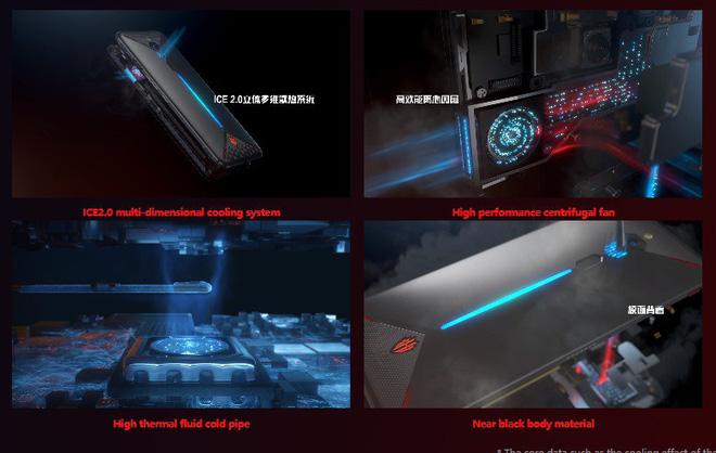 Nubia Red Magic 3 ra mắt: Quạt tản nhiệt riêng, Snapdragon 855, pin 5000mAh, quay video 8K, giá từ 10 triệu đồng - Ảnh 6.