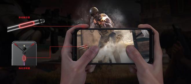 Nubia Red Magic 3 ra mắt: Quạt tản nhiệt riêng, Snapdragon 855, pin 5000mAh, quay video 8K, giá từ 10 triệu đồng - Ảnh 5.