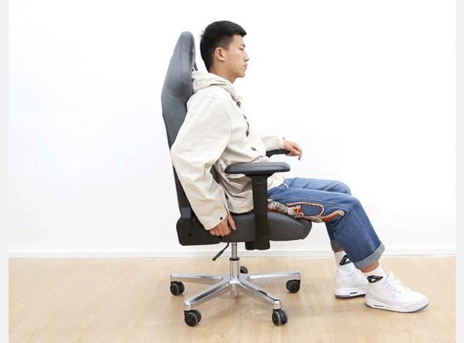 Xiaomi ra mắt ghế chơi game AutoFull Gaming Chair với thiết kế theo phong cách xe thể thao - Ảnh 2.