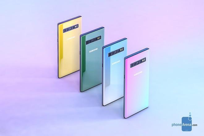 Samsung Galaxy Note 10 sẽ có thêm phiên bản màn hình nhỏ, có thể là Note 10e? - Ảnh 1.