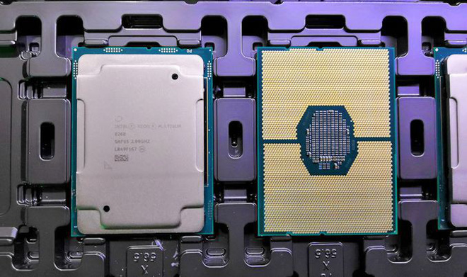 Intel ra mắt Cascade Lake, Xeon D-1600 và một loạt sản phẩm mới để khẳng định vị thế thống trị thị trường máy chủ - Ảnh 1.