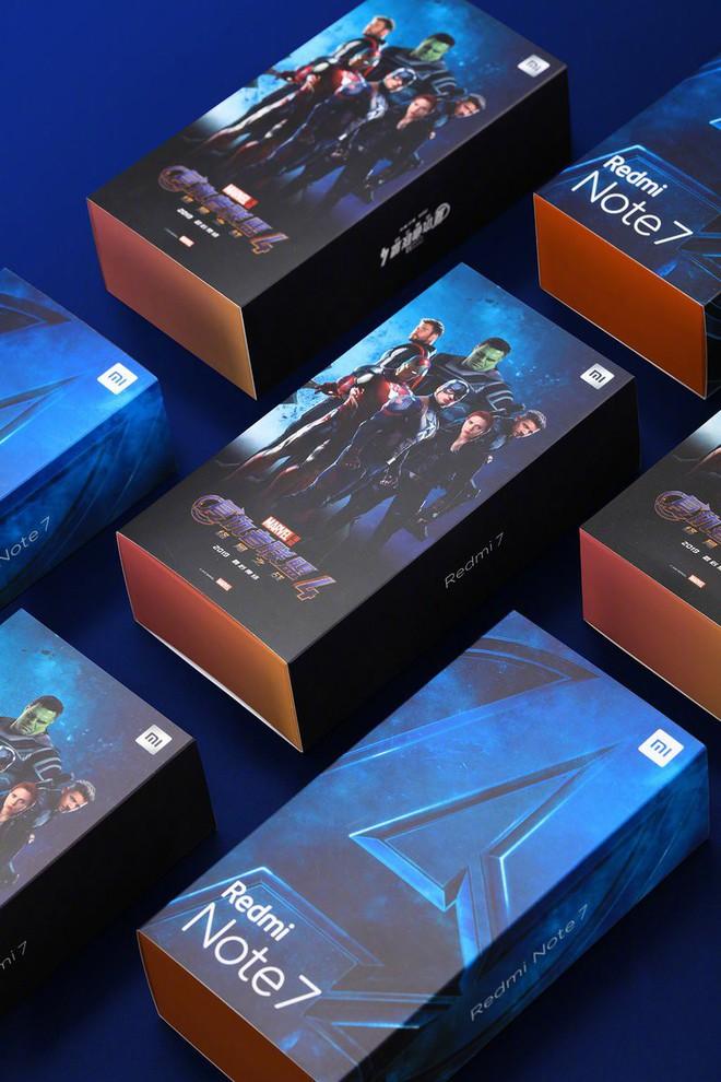Xiaomi ra mắt Redmi Note 7 & Redmi 7 phiên bản Avengers - Ảnh 1.