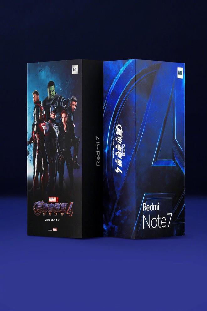 Xiaomi ra mắt Redmi Note 7 & Redmi 7 phiên bản Avengers - Ảnh 2.