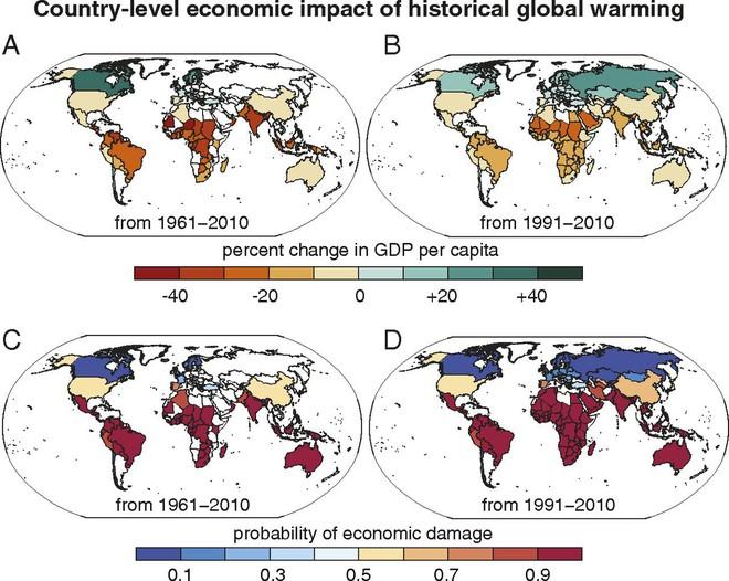 Khoảng cách giàu nghèo giữa các nước càng lúc càng lớn vì... biến đổi khí hậu - Ảnh 2.