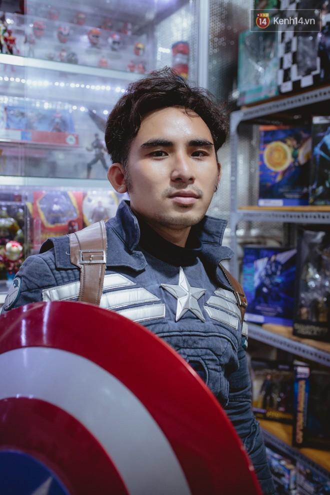 Gặp gỡ nhà sưu tầm mô hình Marvel cực đỉnh ở Việt Nam: Gia tài khủng gần 500 siêu anh hùng nhìn mà choáng! - Ảnh 1.