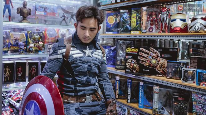 Gặp gỡ nhà sưu tầm mô hình Marvel cực đỉnh ở Việt Nam: Gia tài khủng gần 500 siêu anh hùng nhìn mà choáng! - Ảnh 2.