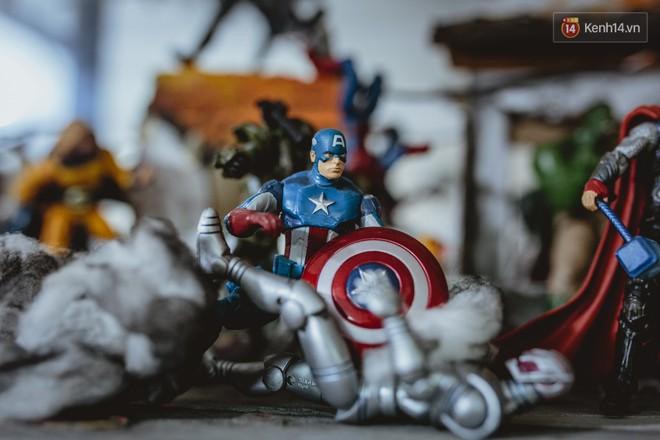 Gặp gỡ nhà sưu tầm mô hình Marvel cực đỉnh ở Việt Nam: Gia tài khủng gần 500 siêu anh hùng nhìn mà choáng! - Ảnh 12.