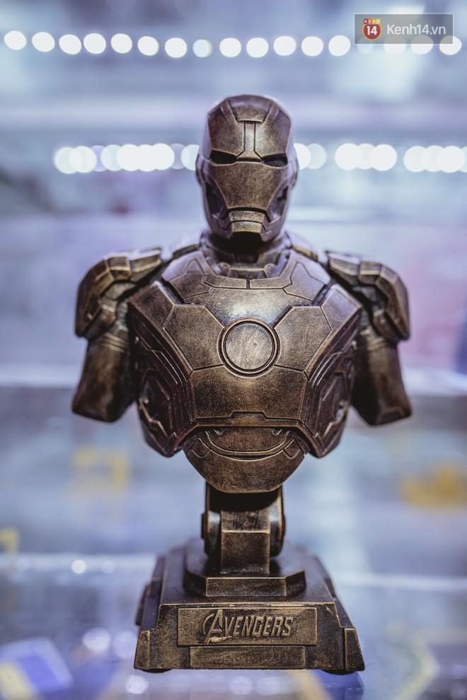 Gặp gỡ nhà sưu tầm mô hình Marvel cực đỉnh ở Việt Nam: Gia tài khủng gần 500 siêu anh hùng nhìn mà choáng! - Ảnh 16.