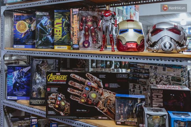 Gặp gỡ nhà sưu tầm mô hình Marvel cực đỉnh ở Việt Nam: Gia tài khủng gần 500 siêu anh hùng nhìn mà choáng! - Ảnh 4.