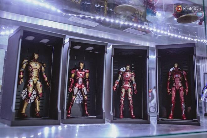 Gặp gỡ nhà sưu tầm mô hình Marvel cực đỉnh ở Việt Nam: Gia tài khủng gần 500 siêu anh hùng nhìn mà choáng! - Ảnh 5.