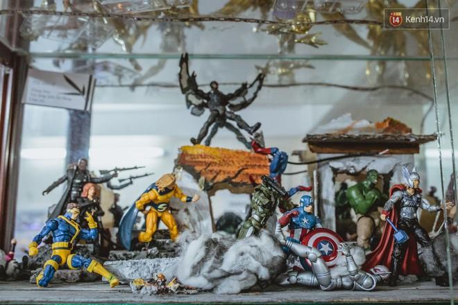Gặp gỡ nhà sưu tầm mô hình Marvel cực đỉnh ở Việt Nam: Gia tài khủng gần 500 siêu anh hùng nhìn mà choáng! - Ảnh 6.