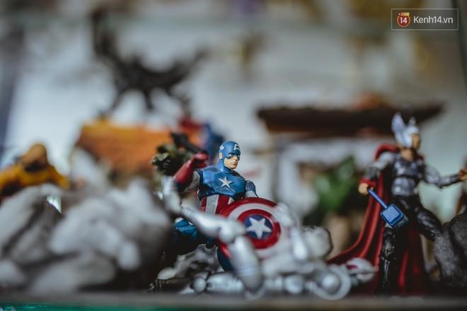 Gặp gỡ nhà sưu tầm mô hình Marvel cực đỉnh ở Việt Nam: Gia tài khủng gần 500 siêu anh hùng nhìn mà choáng! - Ảnh 7.