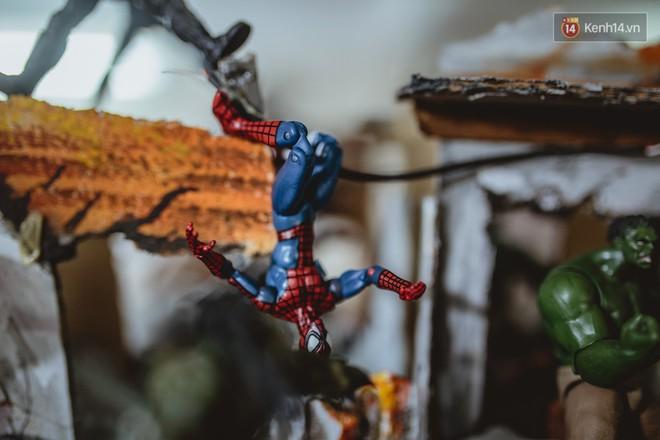 Gặp gỡ nhà sưu tầm mô hình Marvel cực đỉnh ở Việt Nam: Gia tài khủng gần 500 siêu anh hùng nhìn mà choáng! - Ảnh 10.