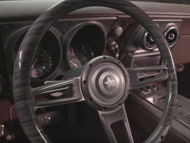 Robert Downey Jr. tặng Chris Evans một chiếc xe ô tô độ sau khi quay xong bộ phim bom tấn Avengers: End Game - Ảnh 4.