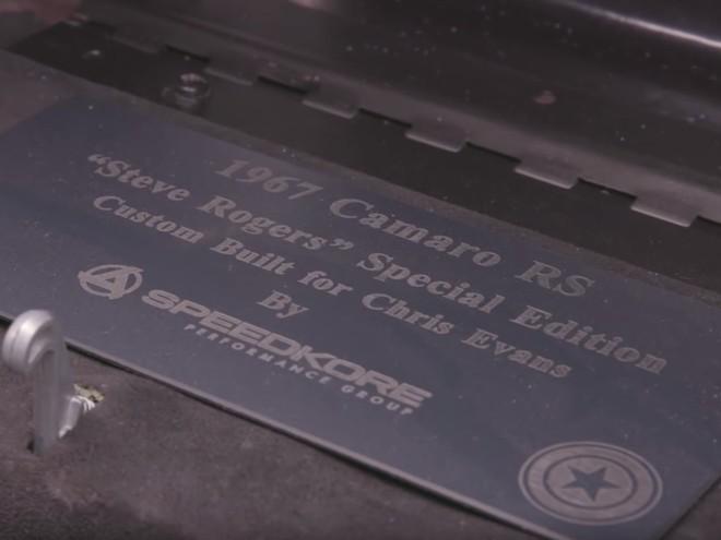 Robert Downey Jr. tặng Chris Evans một chiếc xe ô tô độ sau khi quay xong bộ phim bom tấn Avengers: End Game - Ảnh 6.