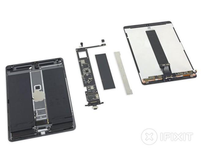 Mổ bụng iPad Air 10.5 inch mới: Apple A12, RAM 3GB, pin lớn hơn, không có màn 120Hz - Ảnh 1.