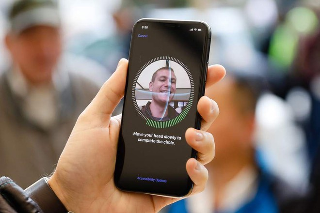 Vân tay vs. Khuôn mặt 3D: Apple đã đúng? - Ảnh 3.