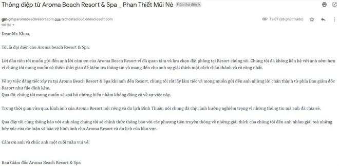 Resort Aroma bên Nhật bị dân mạng Việt đánh giá 1 sao vì trùng tên với resort ở Phan Thiết - Ảnh 1.