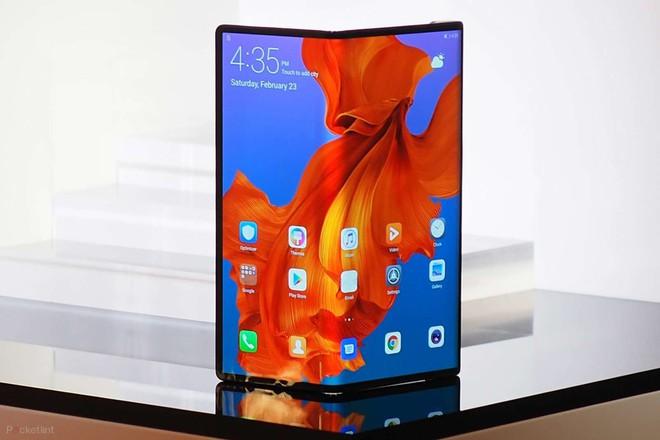 Huawei chính thức niêm yết smartphone màn hình gập Mate X trên trang chủ, sẽ bán ra từ tháng 6 - Ảnh 2.