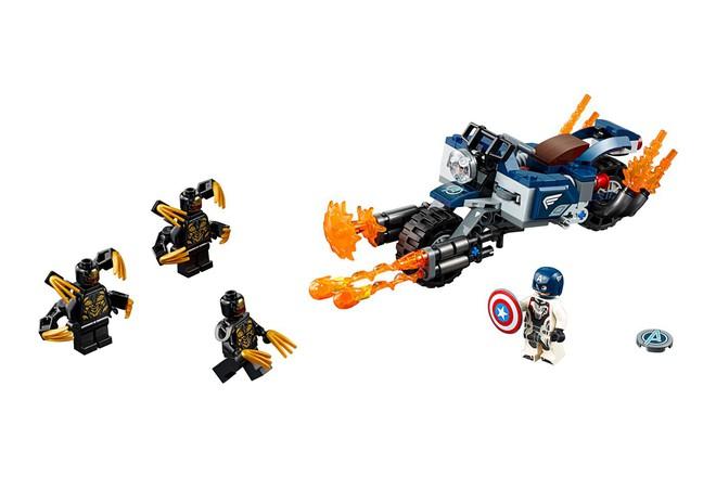 Marvel Studios ra mắt cùng lúc 5 bộ LEGO Avengers: Endgame cực xịn khiến fan phát sốt - Ảnh 10.
