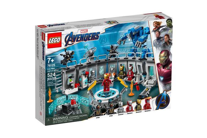 Marvel Studios ra mắt cùng lúc 5 bộ LEGO Avengers: Endgame cực xịn khiến fan phát sốt - Ảnh 3.
