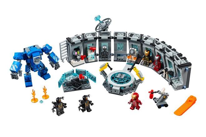 Marvel Studios ra mắt cùng lúc 5 bộ LEGO Avengers: Endgame cực xịn khiến fan phát sốt - Ảnh 4.