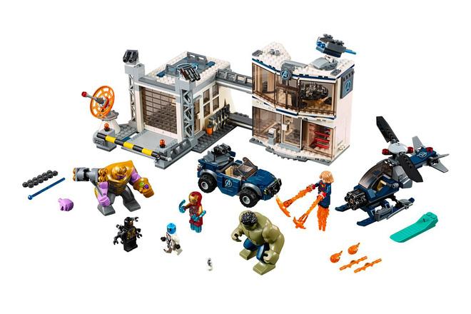 Marvel Studios ra mắt cùng lúc 5 bộ LEGO Avengers: Endgame cực xịn khiến fan phát sốt - Ảnh 6.
