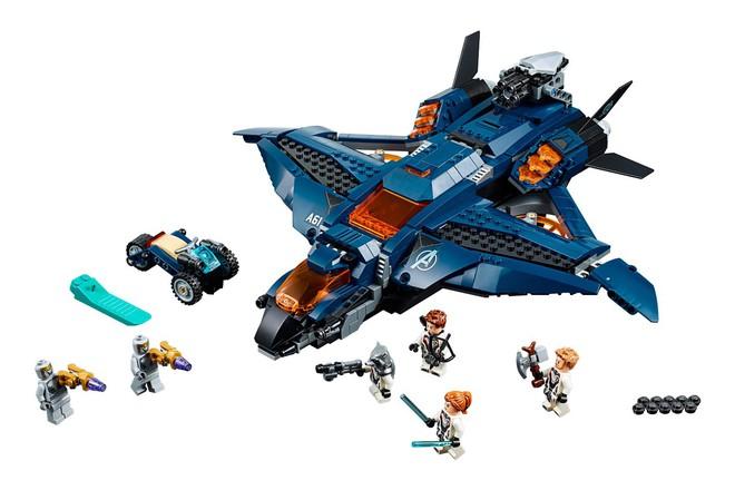 Marvel Studios ra mắt cùng lúc 5 bộ LEGO Avengers: Endgame cực xịn khiến fan phát sốt - Ảnh 8.
