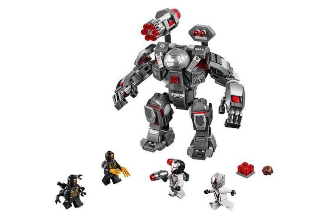 Marvel Studios ra mắt cùng lúc 5 bộ LEGO Avengers: Endgame cực xịn khiến fan phát sốt - Ảnh 2.