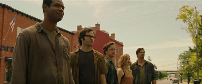 Trailer It 2 thu hút 11 triệu views sau 16 tiếng ra mắt, hề Pennywise ma quái đã có thân xác mới - Ảnh 4.