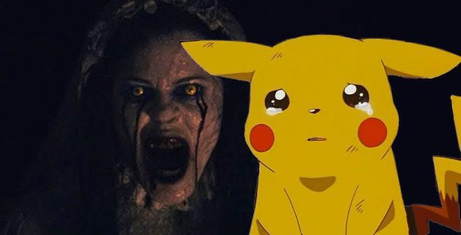 Chiếu nhầm phim kinh dị thay vì Detective Pikachu, rạp phim Canada khiến cả trăm cháu nhỏ khóc thét - Ảnh 2.