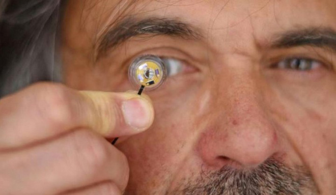 Đây là loại kính áp tròng thông minh mà DARPA và quân đội Mỹ đã mất công tìm kiếm suốt một thập kỷ qua - Ảnh 1.