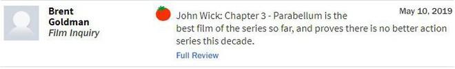 John Wick 3 đạt 97% rating trên Rotten Tomatoes, tuyệt phẩm hành động là đây chứ đâu - Ảnh 3.
