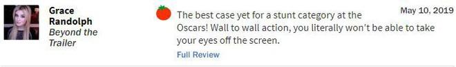 John Wick 3 đạt 97% rating trên Rotten Tomatoes, tuyệt phẩm hành động là đây chứ đâu - Ảnh 5.