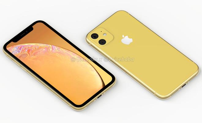 iPhone XR (2019) sẽ có thay đổi về màu sắc, camera kép phía sau - Ảnh 1.
